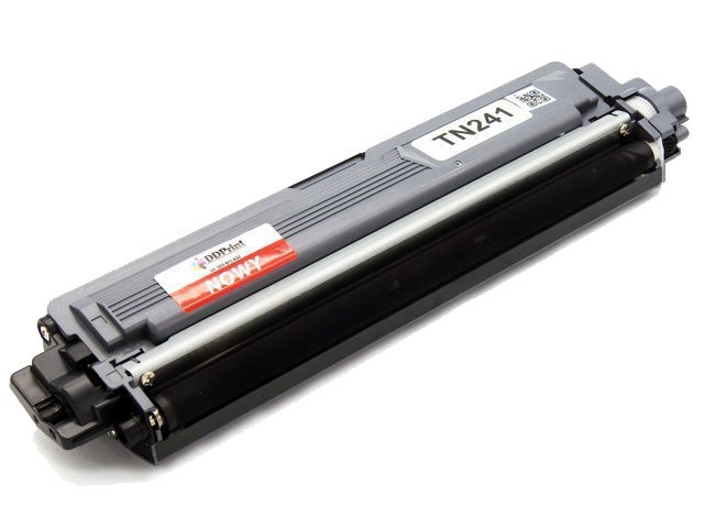 Zgodny z TN241BK toner do Brother DCP-9015 9020 HL-3140 3170 MFC-9140 Nowy 2,5k DD-Print